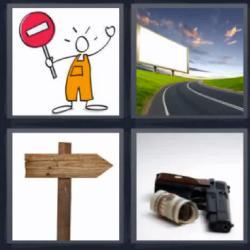 4 fotos 1 palabra nivel 299