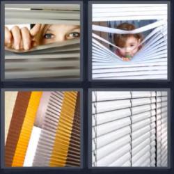 4 fotos 1 palabra 8 letras mujer mirando por una ventana