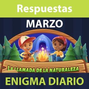 Enigma diario Marzo